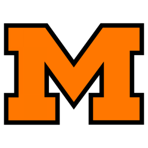 Massillon Tigers Black Letter Logo