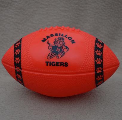 TRADITION: Miniature Footballs to Newborns