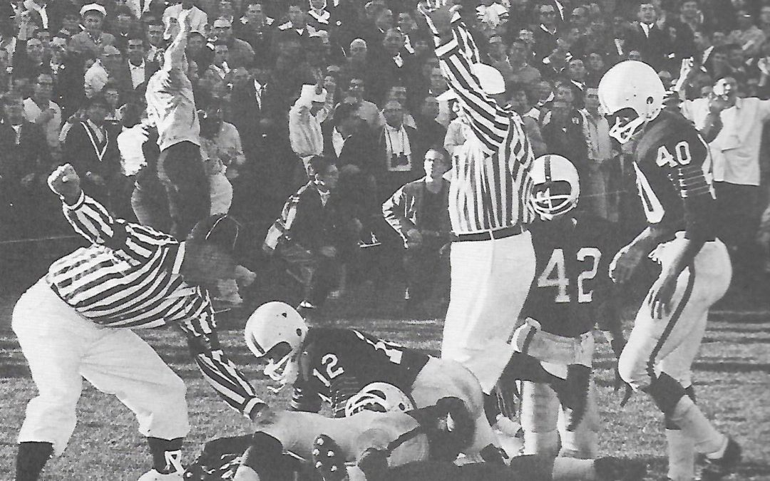 Relive The Rivalry: 1964: Massillon 20, Canton McKinley 14