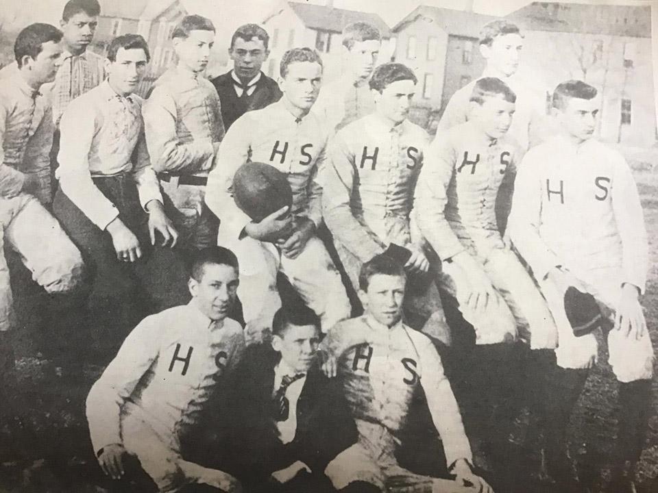1891 Varsity Football Team