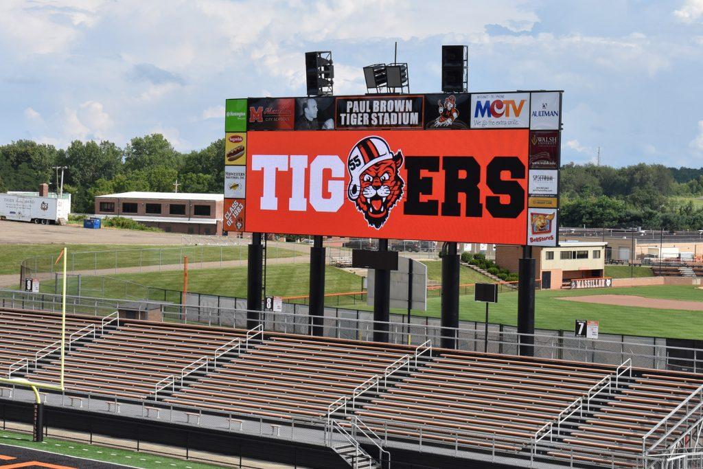 Paul Brown Tiger Stadium - MassillonTigers.com